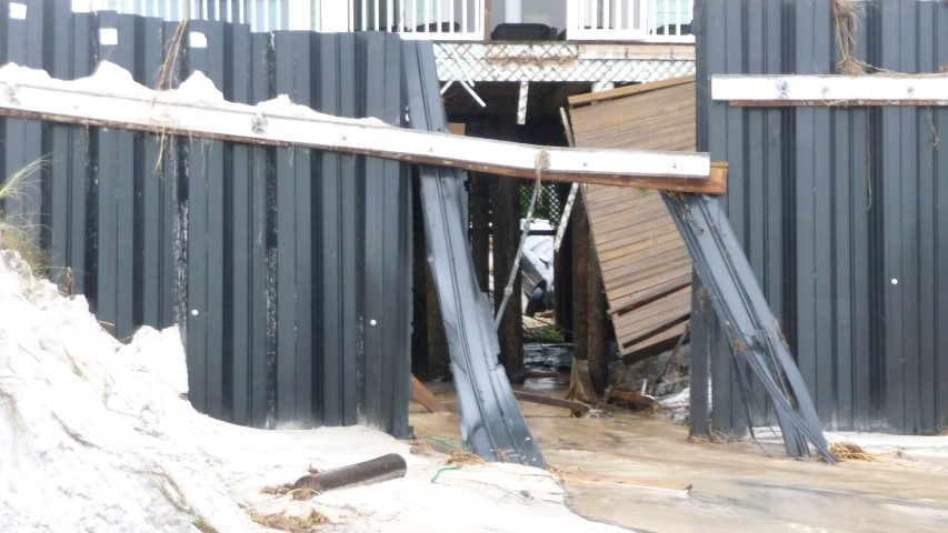 Destin Sandestin 30A South Walton Storm Damage from Flooding Rains Claims Recovery