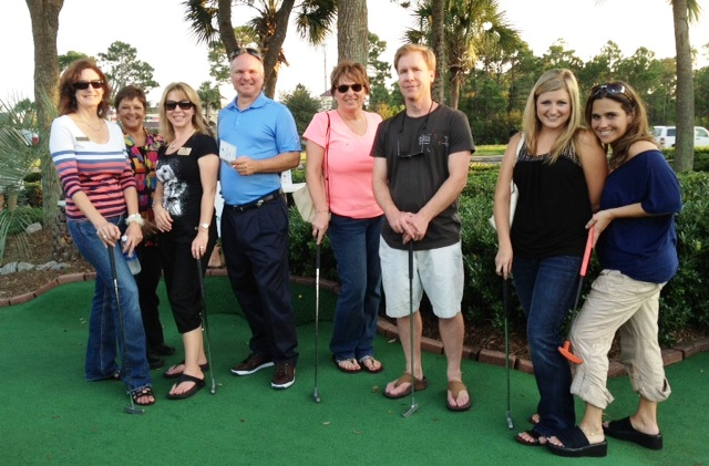 Pleat & Perry sponsor Destin Chamber of Commerce's Annual PUTToberfest